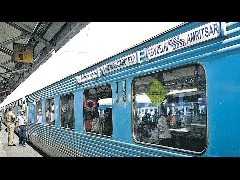 Indian Farmer from Punjab wins swarna shatabdi express in legal fight with railway