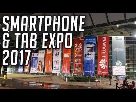 Samsung, Huawei, Nokia , MI A tour to Techshohor.com Smartphone & Tab Expo 2017