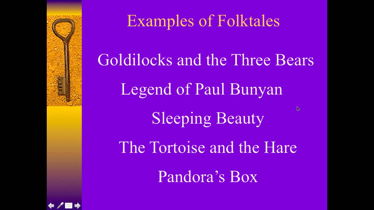 Intro to Folktales: Fables - YouTube