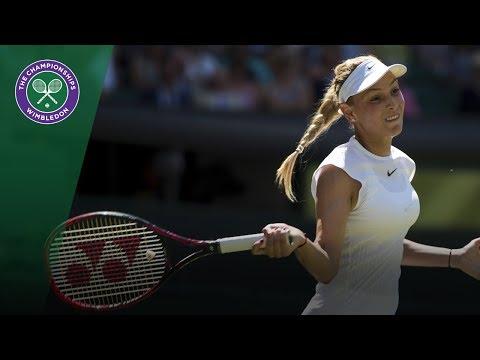 Wimbledon 2018 | Donna Vekic stuns Sloane Stephens in straight sets