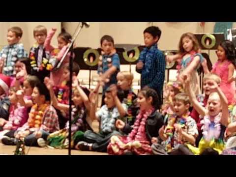 Houghtaling Elementary School Winter Concert 2015