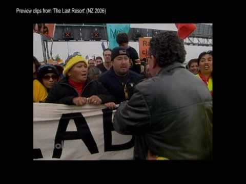 'The Last Resort'  trailer. NZ feature documentary