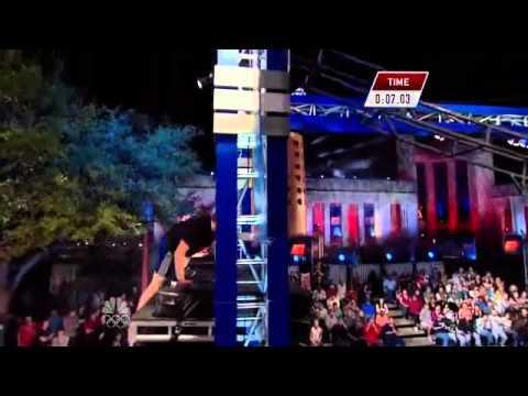 Matt Laessig - American Ninja Warrior 4, Regional Finals