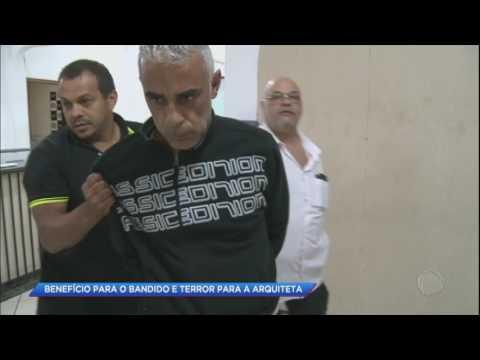 Bandido ganha saída temporária de Páscoa, rouba carro e tenta abusar de mulher