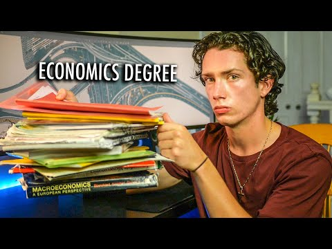 An Economics Degree Is Worth The Money... (Complete Economics Degree Review)