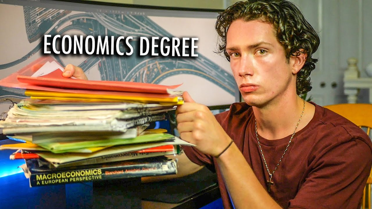 An Economics Degree Is Worth The Money... (Complete ...