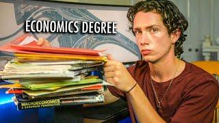 An Economics Degree Is Worth The Money... (Complete Economics Degree Review)