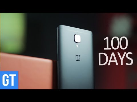 OnePlus 3T Review After 100 Days (Long Term) ft. Midnight Black Edition