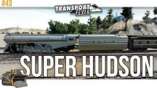 Hello Super Hudson (yes, and the Big Boy) | Transport Fever Metropolis #43