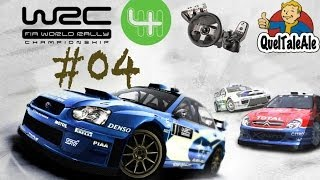 WRC 4 - Gameplay ITA - Logitech G27 - #04 Offerte invitanti