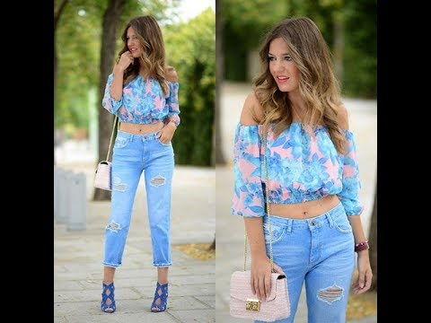 13f4419679071 Casual Chic Summer Outfit Ideas for 2018 - Styles Weekly - YouTube