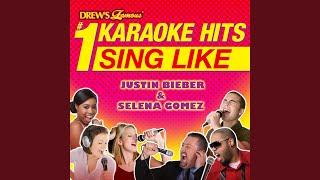 Tell Me Something I Don't Know (Karaoke Version)