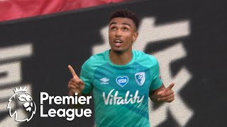 Junior Stanislas gives Bournemouth unlikely lead v. Manchester United   Premier League   NBC Sports