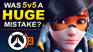 OVERWATCH 2 - H๐w 5v5 is MASSIVELY Delaying the Game