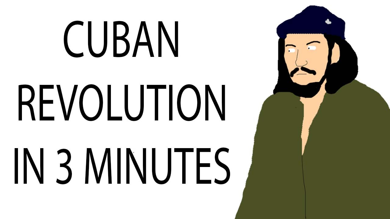 cuban revolution causes and effects