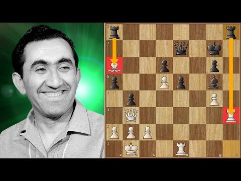 Unstoppable Force Meets an Immovable Object   Nezhmetdinov vs Petrosian