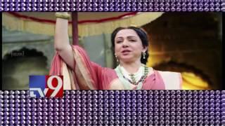 Balakrishna and Shriya on 'Gautamiputra Satakarni' - TV9
