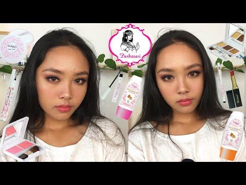 purbasari-one-brand-tutorial- -makeup-gampang- -makeup-lokal-(eng-sub)