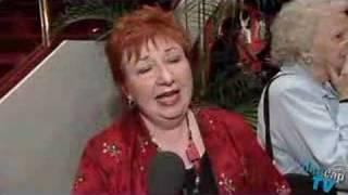 Opening Night - The Drowsy Chaperone: Bob Martin & Luba Goy