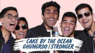 Cake by the Ocean / Ghungroo / Stronger - Cover by Penn Masala (DNCE | Arijit Singh | Kanye)