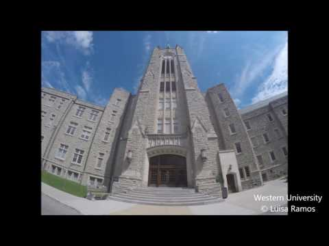 First Trip to Canada: Western University
