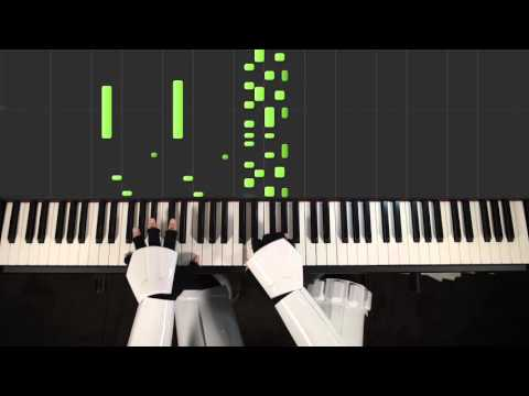 Cantina Band  STAR WARS Piano  hard + sheets