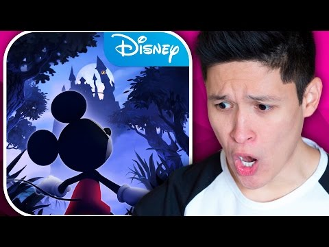 Castle of Illusion Starring Mickey Mouse – Walkthrough Part 6 (iPhone Gameplay)