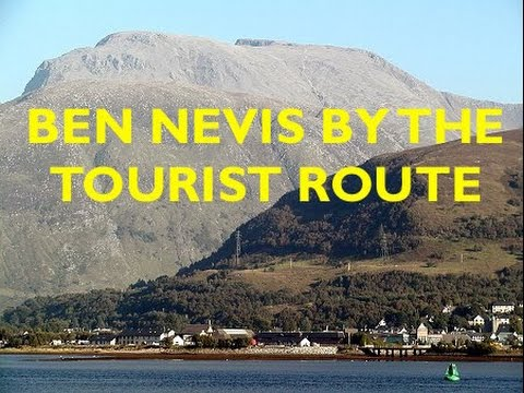 Ben Nevis by the Tourist Route