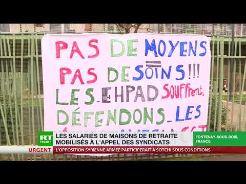 Manque de moyens, bas salaire : à Fontenay-sous-Bois, le personnel solidaire de la grève