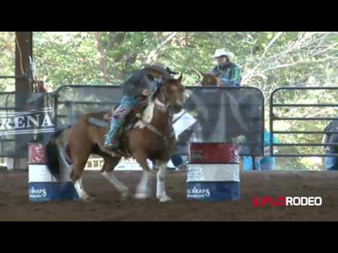 Trail Course at National Little Britches Finals 2017