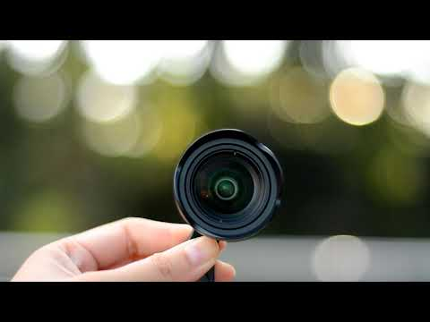 Apexel 15mm 4K Super Wide Angle Professional Phone Lens