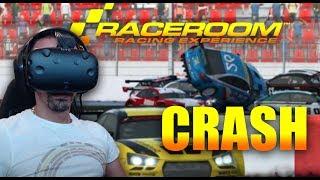 CARAMBOLAGE EN MULTI - RACEROOM EN VR - HTC VIVE (FR)