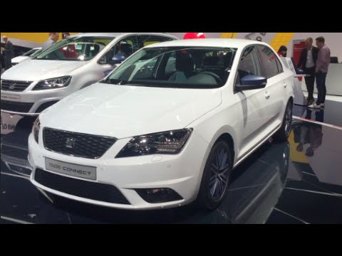seat toledo connect 2016 in detail review walkaround. Black Bedroom Furniture Sets. Home Design Ideas