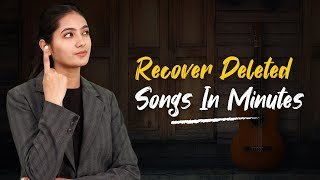 Download How To Recover Deleted Audio Files (Songs/Music/Mp3 Files)