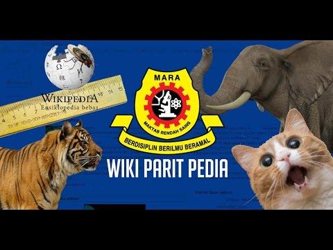 "WIKI""PARIT""PEDIA! - Wikipedia Bahasa Melayu Challenge w/LuexGaming #2"