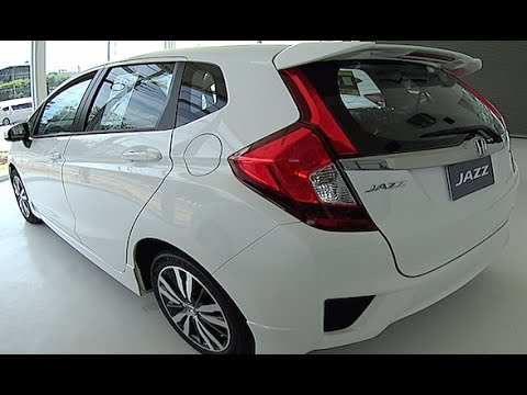 New Honda Jazz 2015 2016 Interior Exterior New Honda Fit 2015