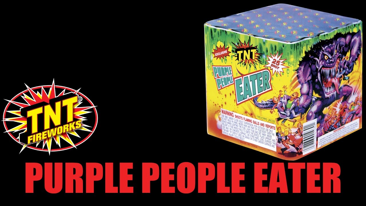 Purple People Eater - TNT Fireworks® Official Video
