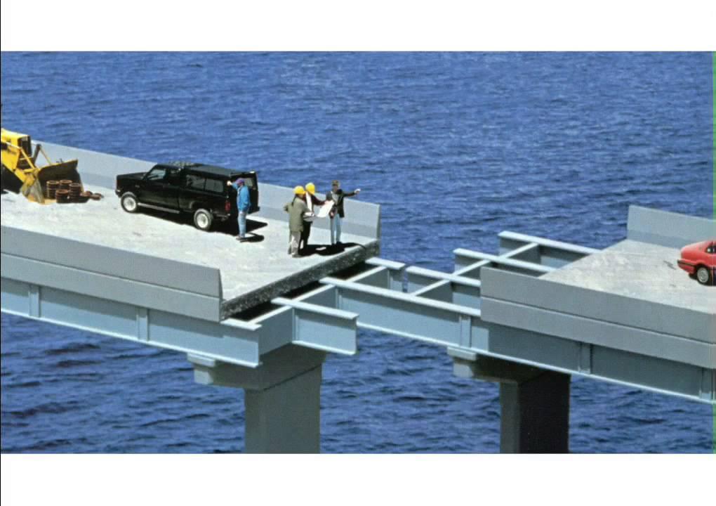 мост не сошелся при строительстве фото усилить проемы почему