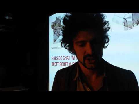 Brett Scott, Belgrade #TEF15