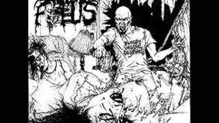 "Dismembered Fetus-Violent Grindcore Mix From ""GENERATION OF HATE"" R.I.P. ACE"