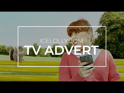 icelolly.com 30 Second TV Ad - 2018
