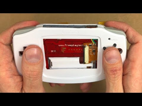 Build Log Freeplay CM3 Vita Analogs 06 - L2/R2
