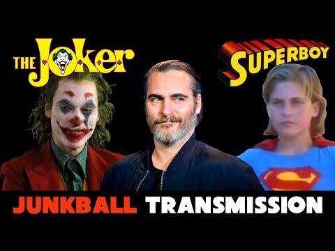 Before Joker: Joaquin Phoenix in Superboy