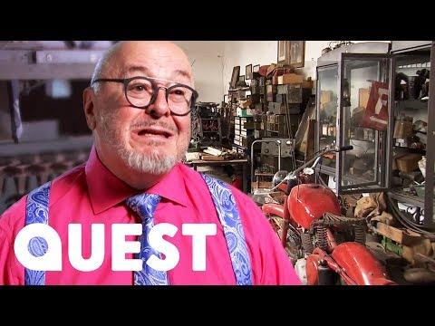 Bruce Explores A German Warehouse Full Of Rare Goods   Combat Dealers