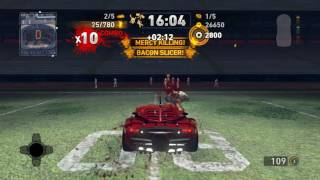 Carmageddon Max Damage PC Gameplay