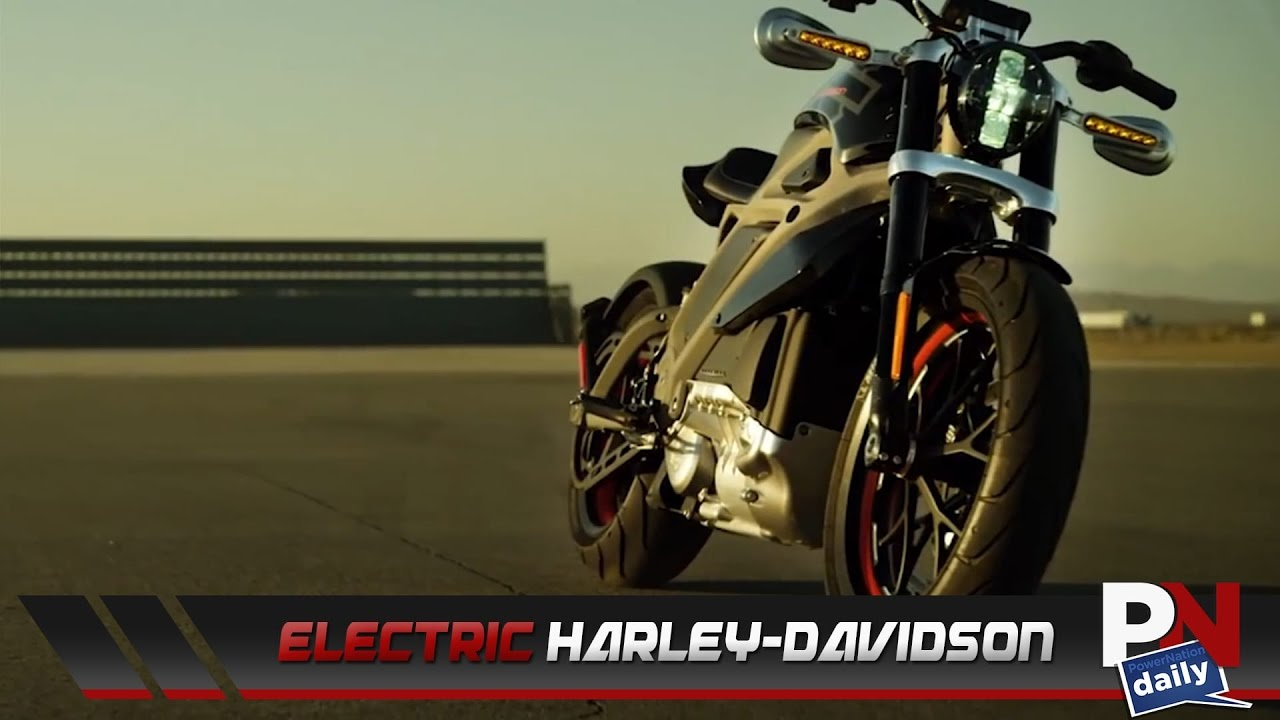 Harley-Davidson electric motorcycle confirmed for 2019