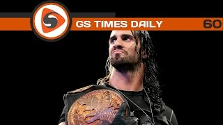 GS Times [DAILY]. WWE 2K15 на PC официально!
