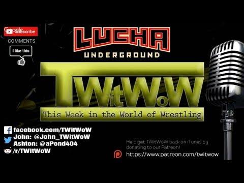 LUCHA UNDERGROUND SEASON 4 TRAILER LIVE REACTION & BREAKDOWN