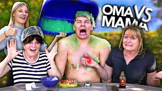 OMA VS. MAMA - DAS ULTIMATIVE DUELL 💥 | Joey's Jungle