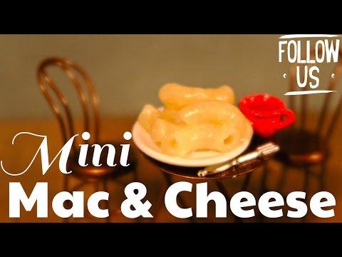 MINI MAC & CHEESE!